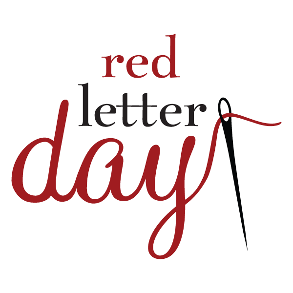 Red Letter Day Snack Bags & Napkins Royal River Books